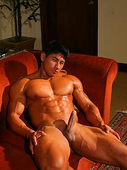 Japanese Muscle Boy Ko Ryo - Gay porn pics at GayStick.com
