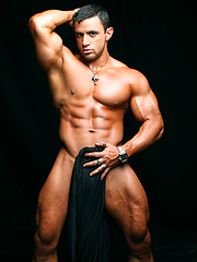 Nacho is joined by muscle puppy Randy - Gay porn pics at GayStick.com