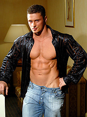Dragos Milovich naked