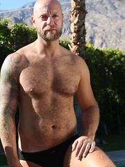 Dan Rhodes the sexiest mature man - Gay porn pics at GayStick.com