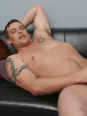 Marcus solo masturbation scene - Gay porn pics at GayStick.com
