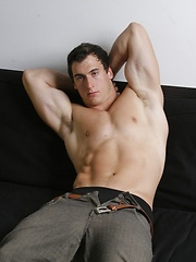 Andrey Komar shows off his body for Mark Wolff! - Gay porn pics at GayStick.com