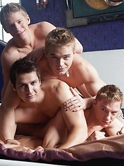 Corbin Fisher and other sweet jocks - Gay porn pics at GayStick.com
