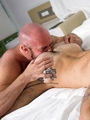 Stephen Harte and Matt Stevens - Gay porn pics at GayStick.com
