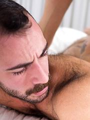 Stephen Harte and Sailor Blue - Gay porn pics at Gaystick