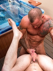 Alex Mason and Sean Duran - Gay porn pics at Gaystick