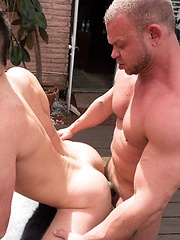 Owen Powers and Daxton Ryker - Gay porn pics at GayStick.com