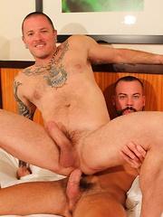 Sean Duran and Max Cameron