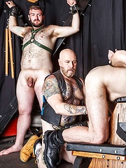 Daddy Cub, Steve Sommers and Daddy Lucas - 2