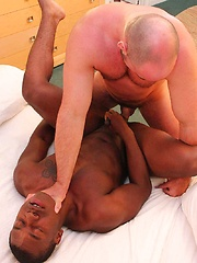 Tyler Reed and Damien Brooks