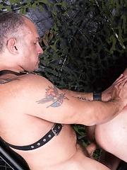 Luis Casola and Jay Ricci