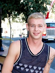 Shawn - Gay porn pics at Gaystick