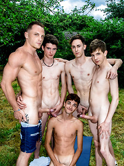 Punished by his sport trainer - Gay porn pics at Gaystick