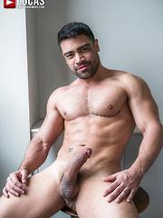 STAS LANDON, JACKSON RADIZ, AND WAGNER VITTORIA FLIP-FUCK - Gay porn pics at Gaystick