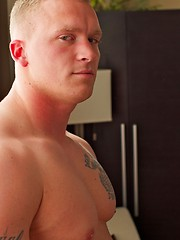 Kaden able to get his lips around Nicks massive meat - Gay porn pics at GayStick.com