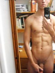 Huge gay dicks throbbing from strong desire
