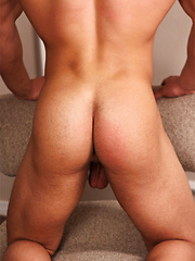 Leon comes across as kind of a hard ass - Gay porn pics at GayStick.com