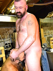 Fuck his hairy hole deep until he gets the point - Gay porn pics at GayStick.com