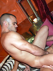 Stag Homme takes you back to Al-Andalus, Moorish Iberia, where Arab passion - Gay porn pics at GayStick.com