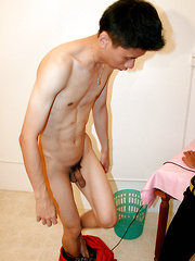 Cute japanese boy sucks dick - Gay porn pics at GayStick.com