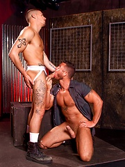 Ty Roderick rides Charlie fat love-tool