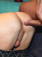 Cellar-bound fun - Gay porn pics at GayStick.com