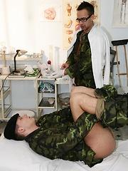 A hard fuck - Gay porn pics at GayStick.com