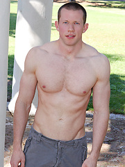 Stefan is a 29-year-old hottie who loves to show off his muscles