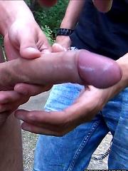 Ass eating banana - Gay porn pics at GayStick.com