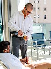 Hotel Service for Zeb Atlas - Gay porn pics at GayStick.com