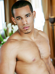 21 year old Cuban Joey gets to show his body naked as he tease on cam