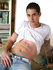 Go Fuck Yourself with Ben Rose - Gay porn pics at GayStick.com