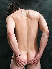 Justin Lebeau - Wet and Wild - Gay porn pics at GayStick.com