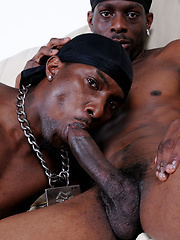 These two bisexual fuckers are up for anything when it comes down to it - Gay porn pics at GayStick.com