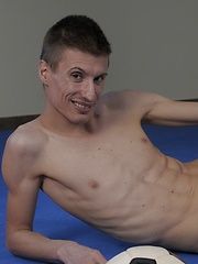 A Raw Session Of Hard Cock Makes Keeping Fit Look A Fuckin' Doddle! - Gay porn pics at GayStick.com