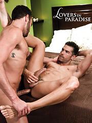 VITO GALLO AND D.O. MAKE LOVE - Gay porn pics at Gaystick