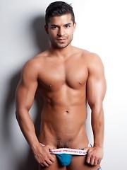 Jordan showed no mercy as he pounded away at Nicco - Gay porn pics at GayStick.com