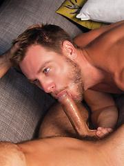 HOT GUYS LOVE WORSHIPPING DICK - Gay porn pics at GayStick.com