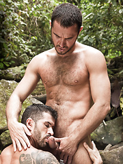 ADAM KILLIAN SWALLOWS JESSY ARES UNCUT COCK - Gay porn pics at GayStick.com