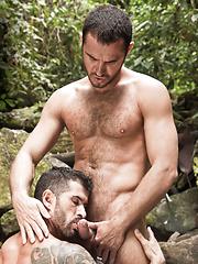 ADAM KILLIAN SWALLOWS JESSY ARES UNCUT COCK - Gay porn pics at GayStick.com