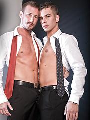 PAUL WALKER SHOWS LOGAN ROGUE WHO IS BOSS - Gay porn pics at GayStick.com