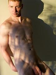 Dreamy Marine Conner Sensual Solo - Gay porn pics at GayStick.com