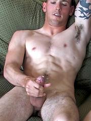 First-timer Danny Sucks Shy Newbie Brock - Gay porn pics at GayStick.com