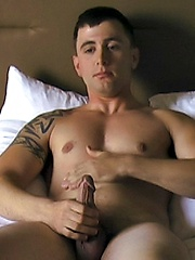 Luscious Lance Solo - Gay porn pics at GayStick.com