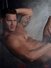 Tate Ryder is up to the task, and fucks Sean Duran in every way imaginable - Gay porn pics at GayStick.com