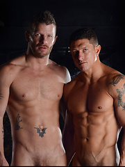 Jeremy Stevens and Bryce Evans - Gay porn pics at GayStick.com