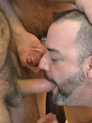 Blake Randolph, Marco Bolt and Rick Sierra - Gay porn pics at GayStick.com