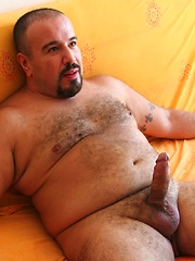Sucking, rimming, sweating and fucking hard is all these Spanish Bears scene - Gay porn pics at GayStick.com