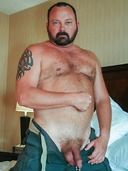 Sexy Nolen Richards from Texas does a great job showing of his hot PA cock - Gay porn pics at GayStick.com