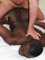 Tyler takes Daemon by the head and starts to face fuck him so hard - Gay porn pics at GayStick.com